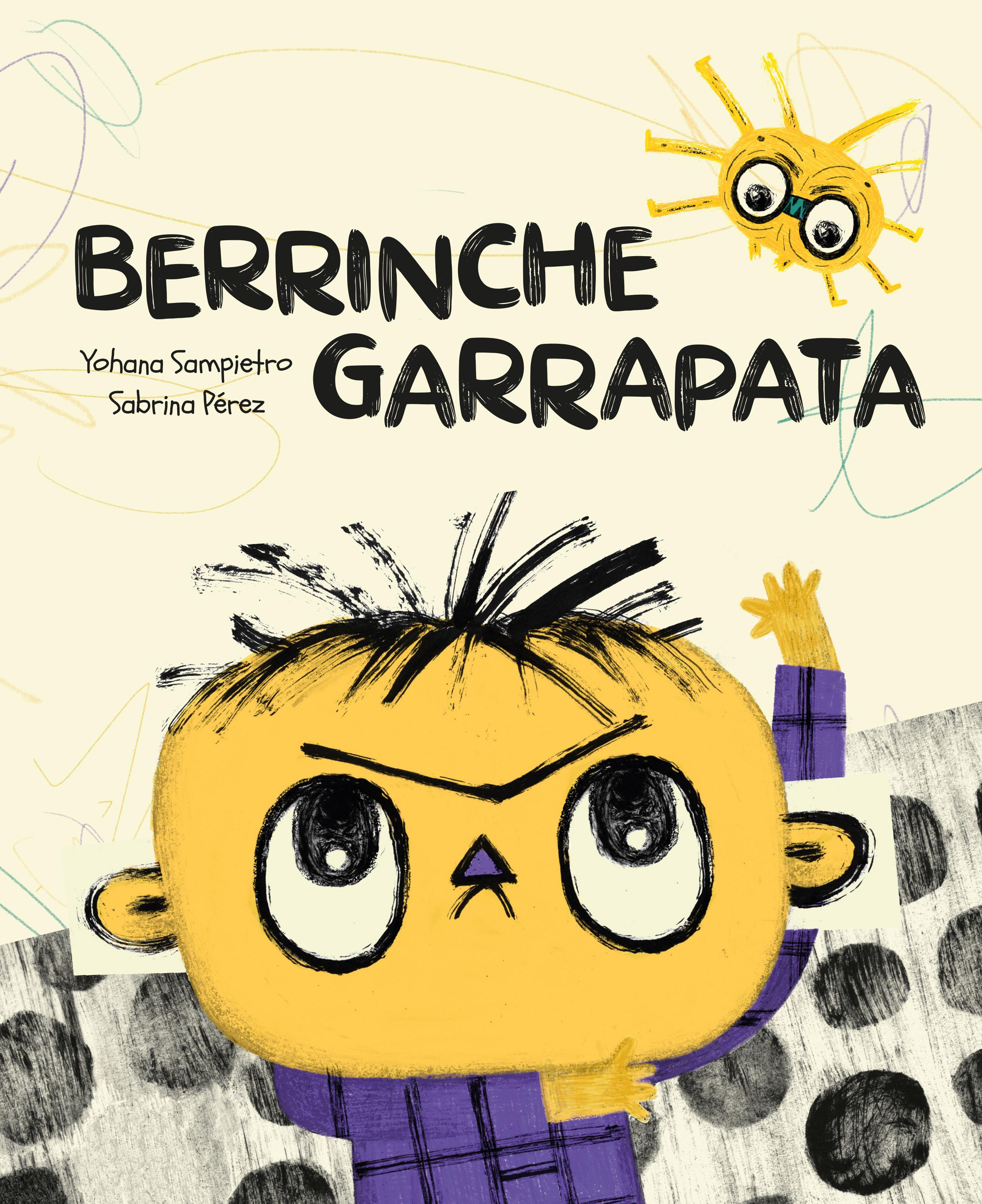 Berrinche Garrapata