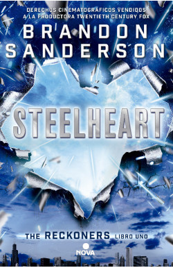 Steelheart (Trilogía de los...