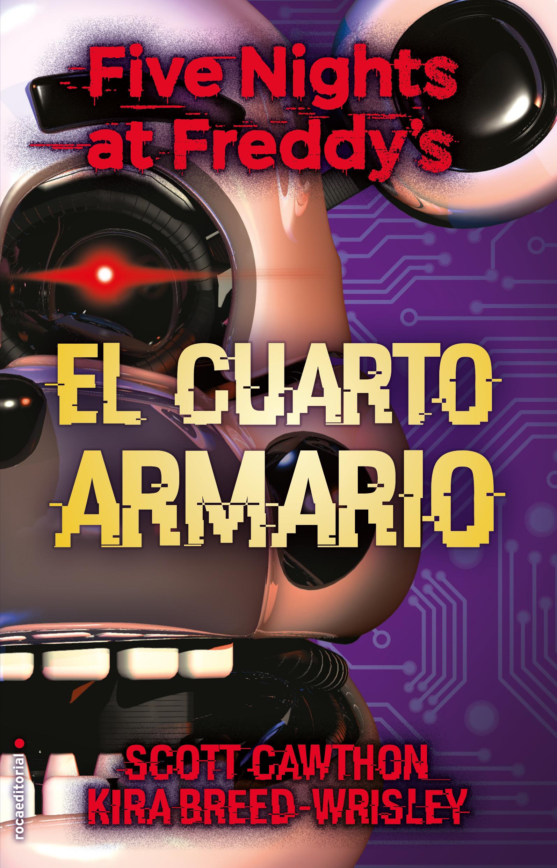 Five nights at Freddys 3. El cuarto armario