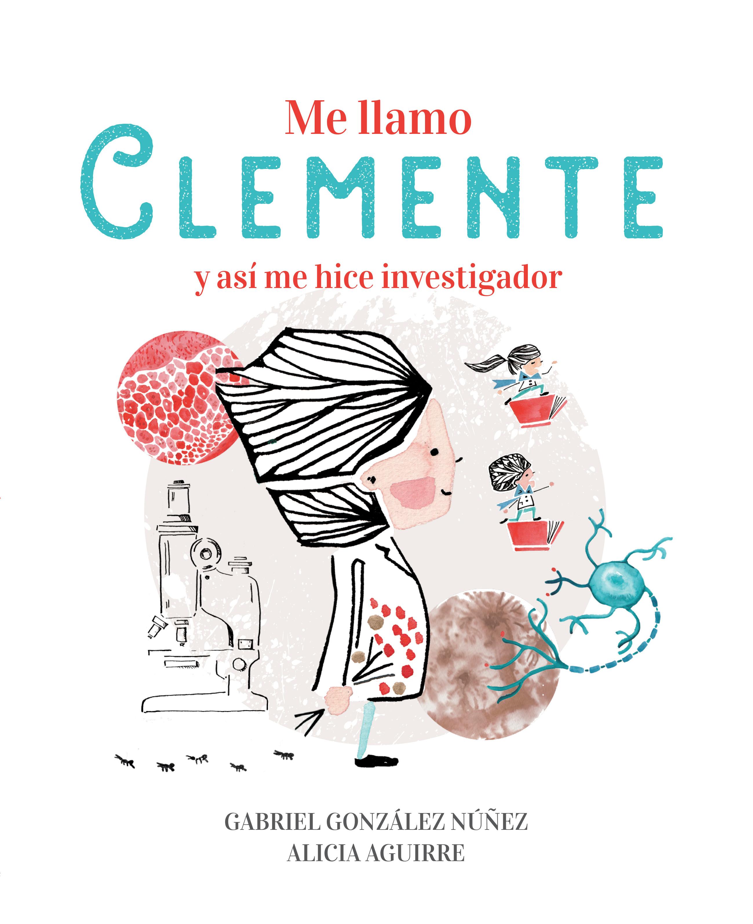 Me llamo Clemente y así me hice investigador