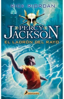 El ladrón del rayo (Percy Jackson y los dioses del Olimpo 1)