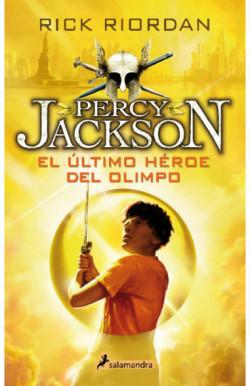 El último héroe del Olimpo...