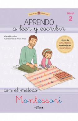 Aprendo a leer y escribir con el método Montessori (Nivel 2)